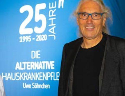 25 Jahre Hauskrankenpflege Uwe Söhnchen